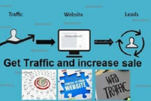 I will drive real organic web traffic, shopify marketing,twitter marketing fb, ig ads